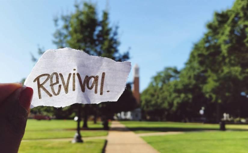 instablog: Campus Revival